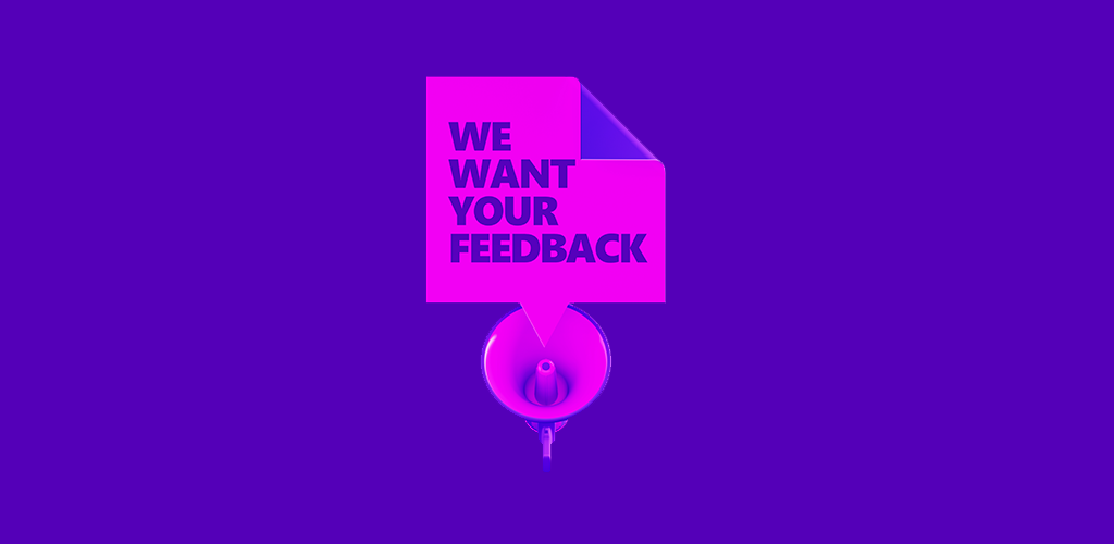Listen to public feedback