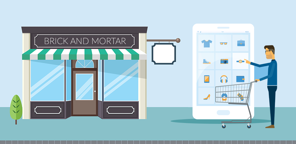 eCommerce Vs. Brick and Mortar: The Differences, Pros, and Cons of Each