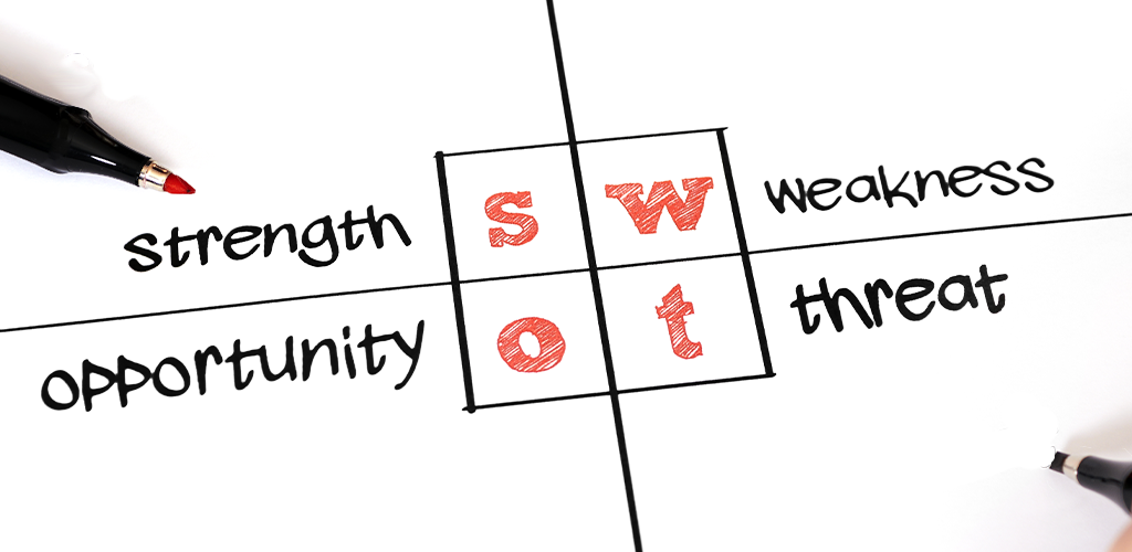 How to Write a SWOT Analysis for Your eCommerce Business