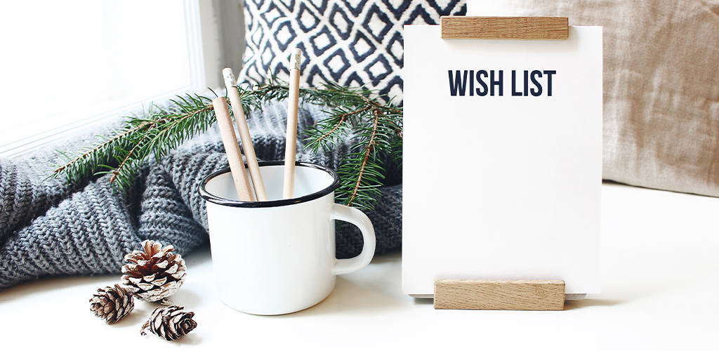 Enable wish lists
