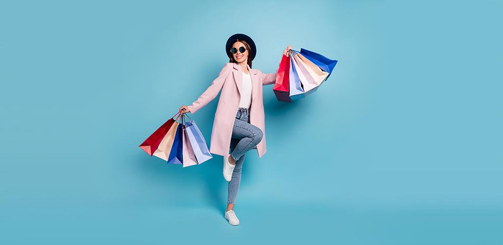 Shopping behaviour analysis