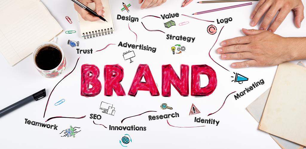 Branding thought web