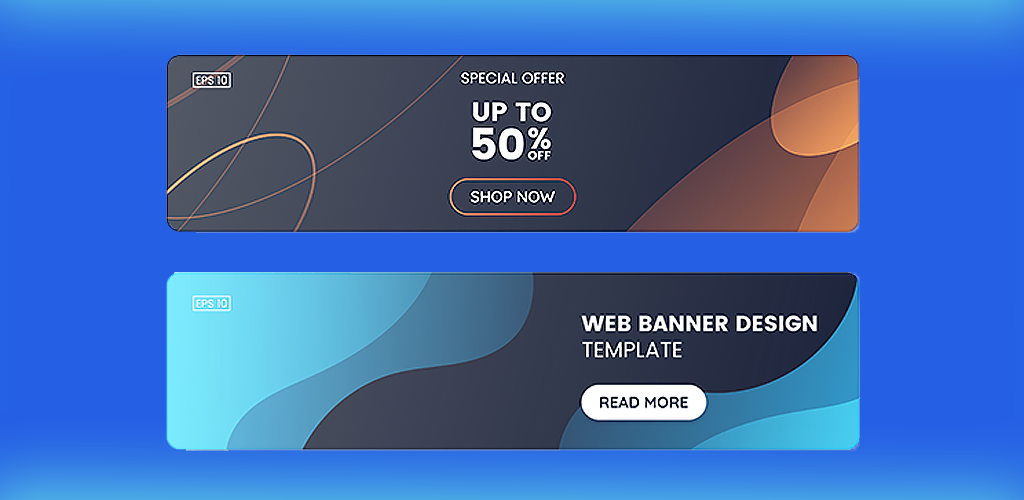 7 Quick Tips for Designing Banner Ads