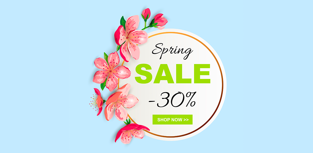 Spring Marketing: Three Ways to Give Your Sales an Easy Boost
